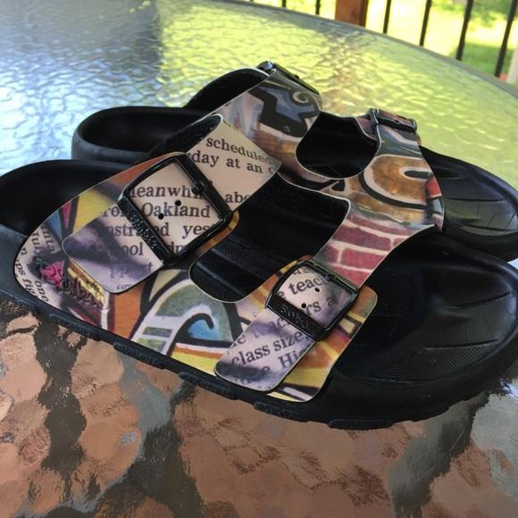 6358c2b5a53 Birkenstock Shoes - Graffiti Birki s by Birkenstock Sandals